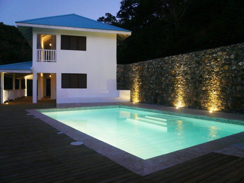 Villa Noria villas Azul and Verde, holiday rental in Las Terrenas
