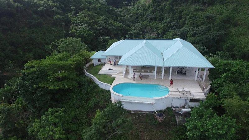 Villa Noria, villa Blanca, holiday rental in Las Terrenas