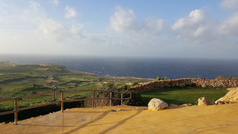 Sea and Country Views