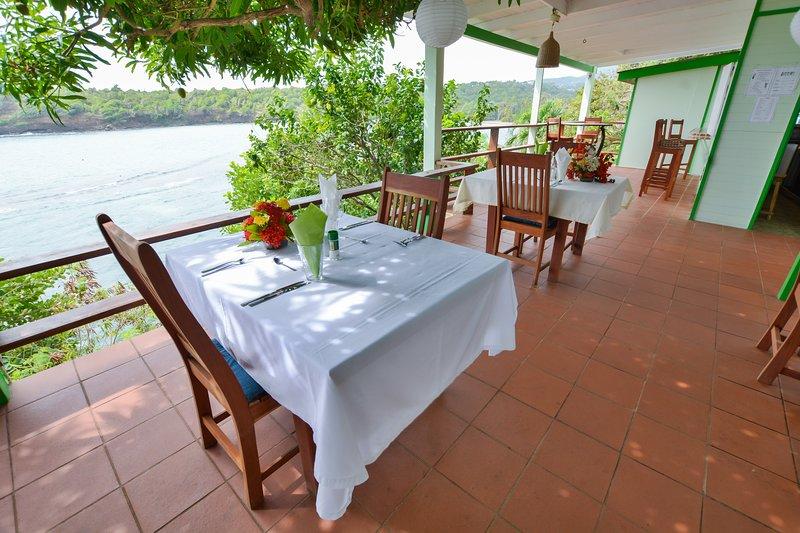 Cabier Ocean Lodge Restaurant