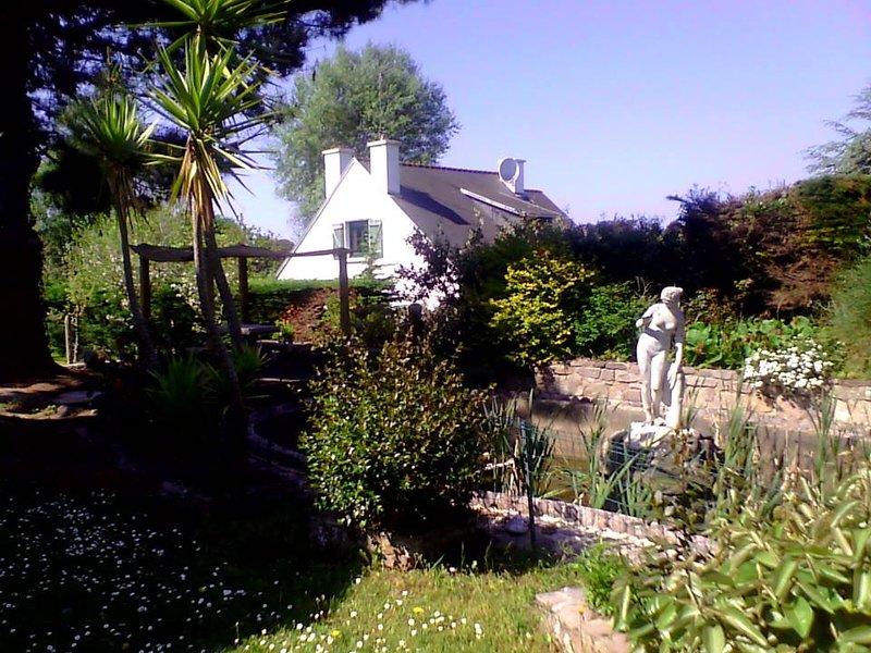 Villa  Piscne Privée,,Mer à 200 Mètres à pieds Plages Saint Michel & Sable D'or, location de vacances à Erquy