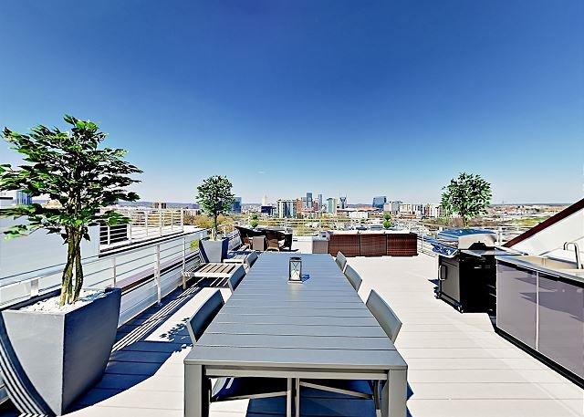 Roof Deck Views
