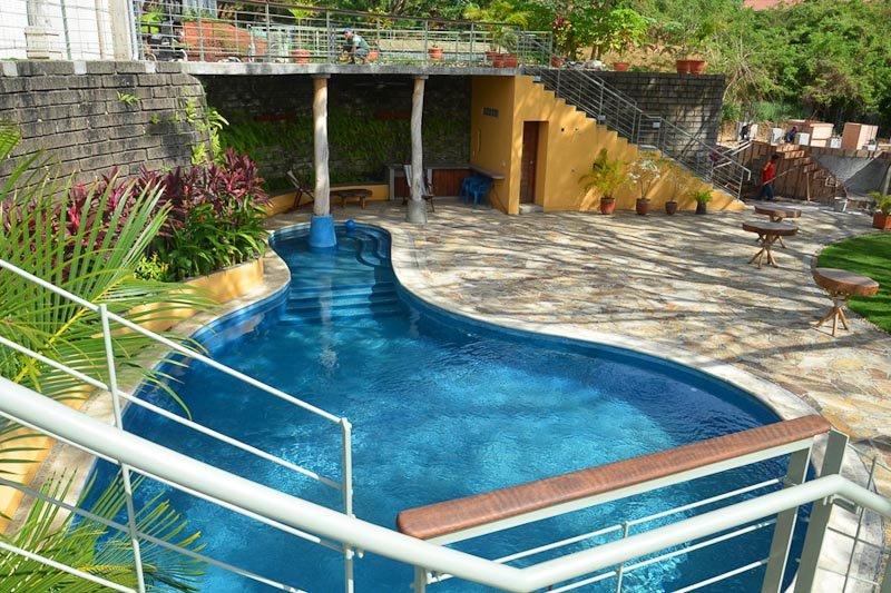 Brand new Studio/ Apt Overlooking Pool/Ocean view, holiday rental in Playa Maderas