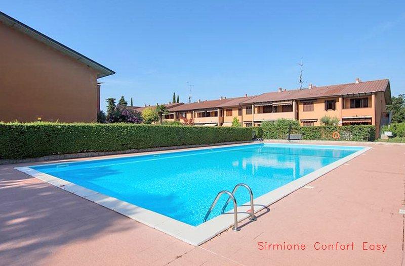 SIRMIONE CONFORT EASY GARDA LAKE, holiday rental in Sirmione