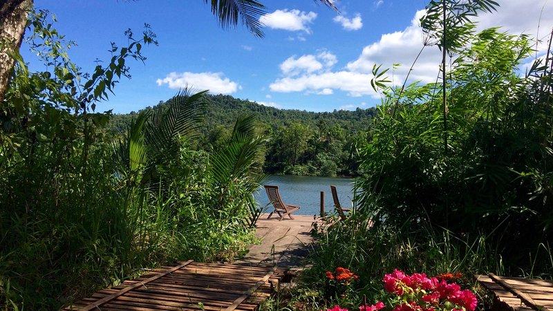 Double or Twin Lodges in Tatai, Koh Kong, holiday rental in Tatai