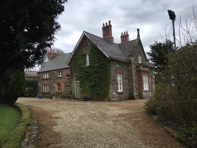 Period Rectory (now family home)