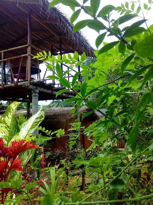 Ancient Gardens - Balcony