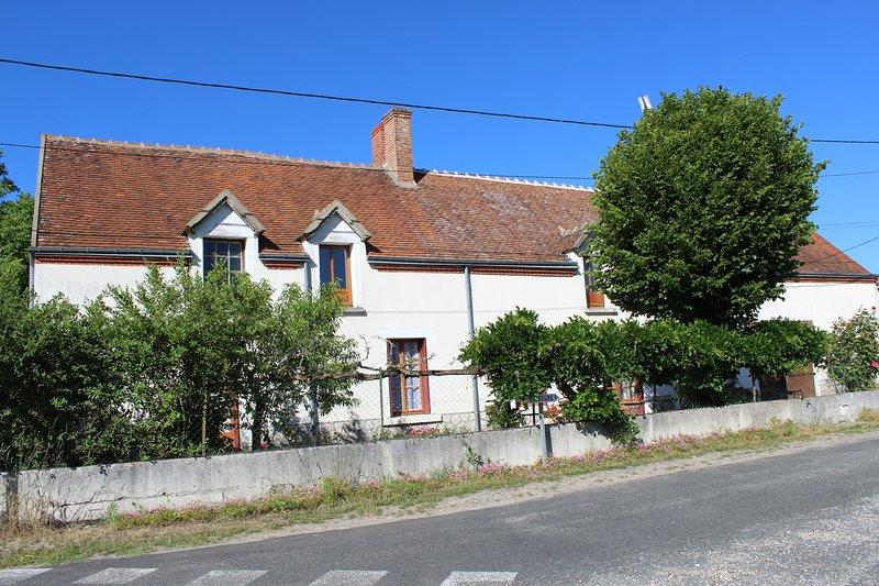 location gîte, holiday rental in Mur-de-Sologne