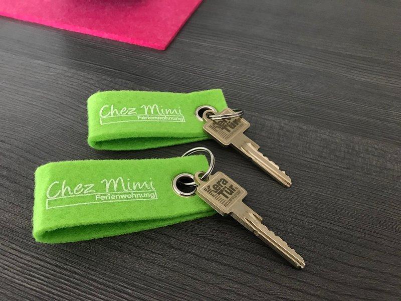 """Benvenuti a casa """"Chez Mimi"""""""