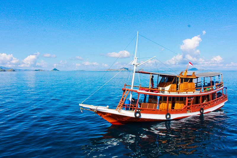 KOMODO TRADITIONAL BOAT AC - PRIVATE CHARTER, holiday rental in Badjo