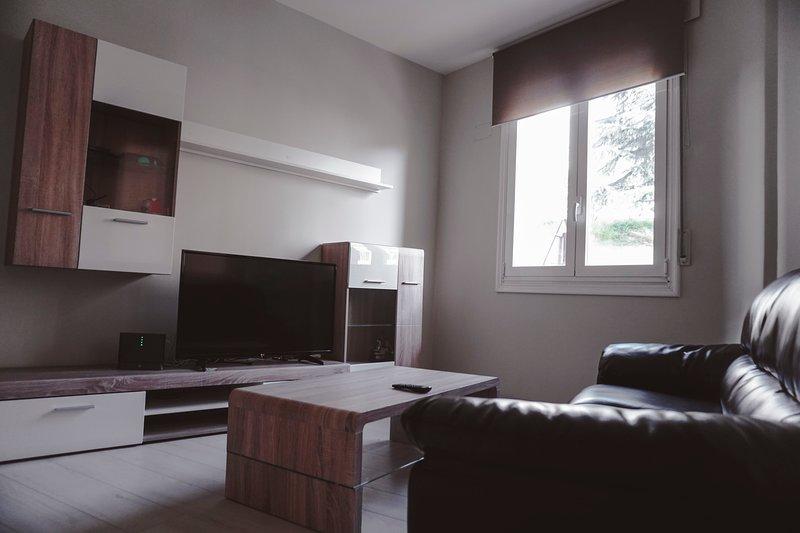 Fantastico apartamento zona centro, aluguéis de temporada em Nogueira de Ramuin