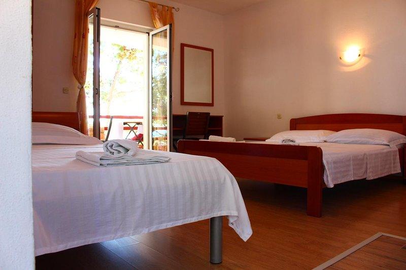 Schlafzimmer, Fläche: 20 m²