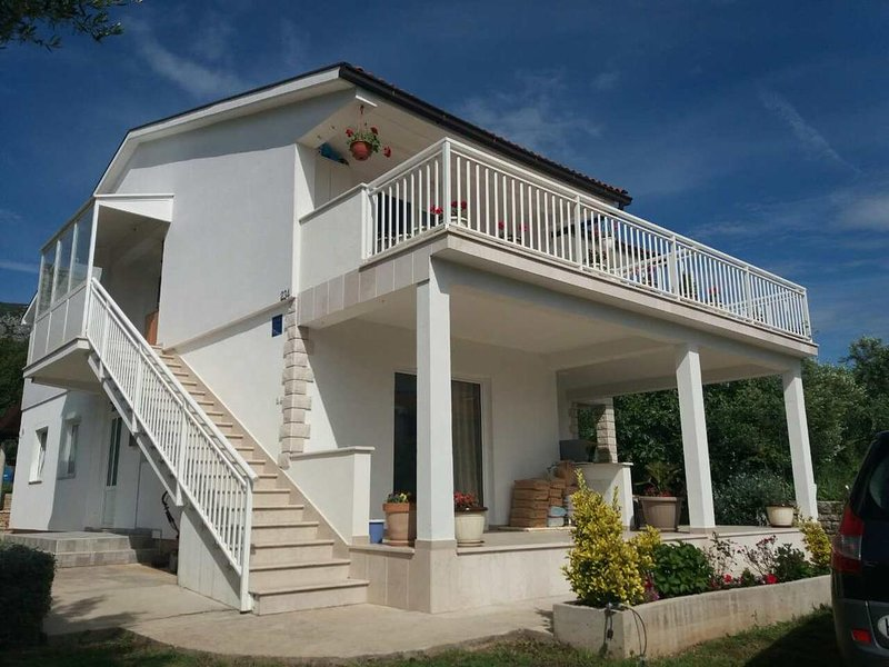 Two bedroom apartment Viganj, Pelješac (A-13241-c), casa vacanza a Kuciste