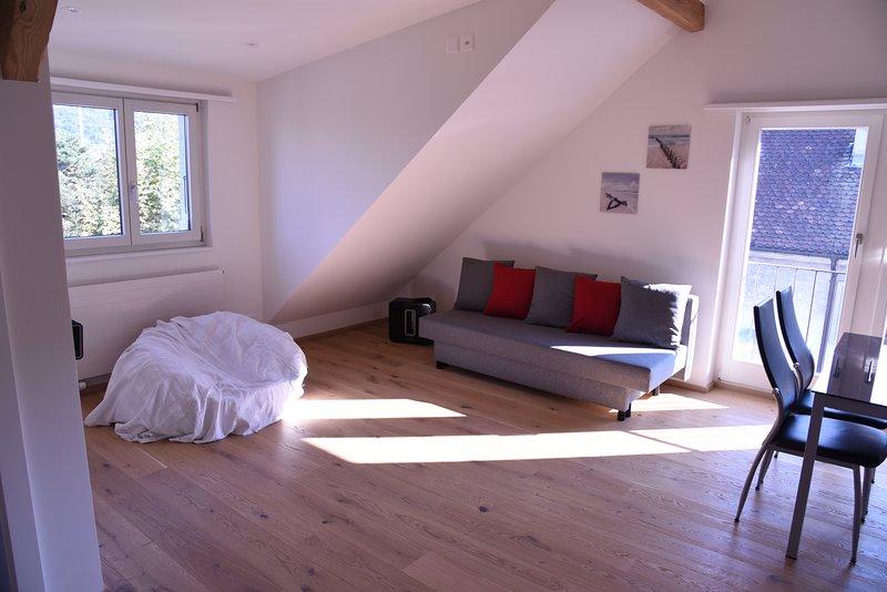 Il Cozy House: La zona giorno