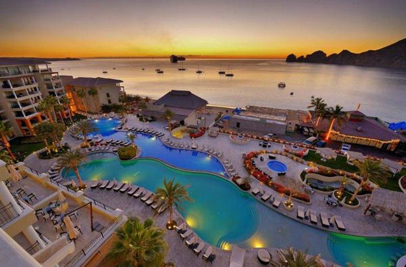 Godere di una magnifica vista sul Mar di Cortez, End Arco di Terra, e famosa spiaggia di Medano