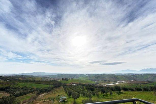 Vista sobre o vale / vista