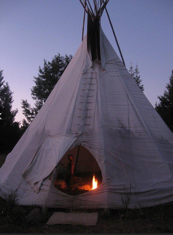Geniet in authentieke Native American TP met uw familie en maak herinneringen die een leven lang meegaan