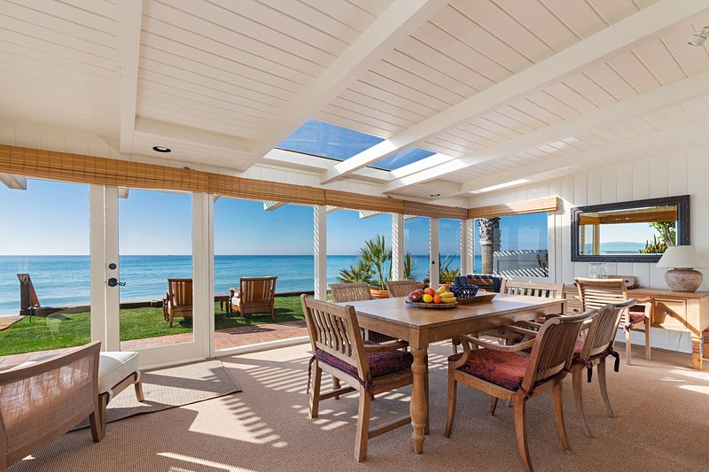 beachfront country cottage on private beach has air conditioning and rh tripadvisor com