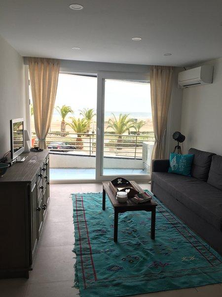 Precioso apartamento con vistas al mar, vacation rental in L'Estartit