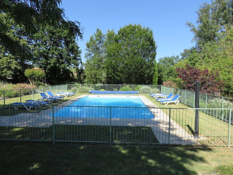 Le Lot, vacation rental in Dolmayrac