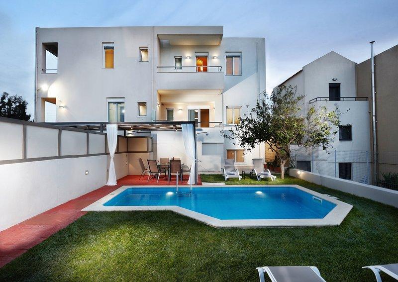 Dream villa superior, holiday rental in Kampani