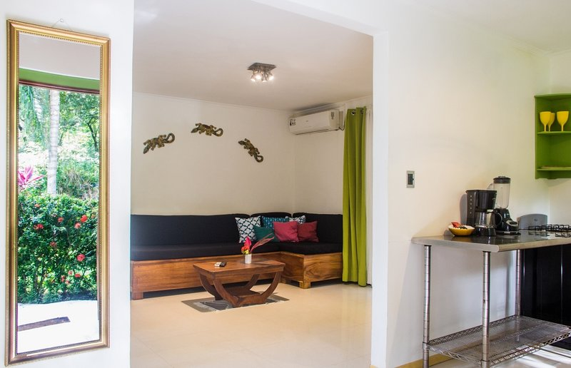 Two-bedroom apartment at Fuego Lodge, CR, holiday rental in Carmen