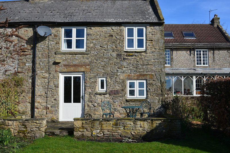 Jessamine Cottage, holiday rental in Ramshaw