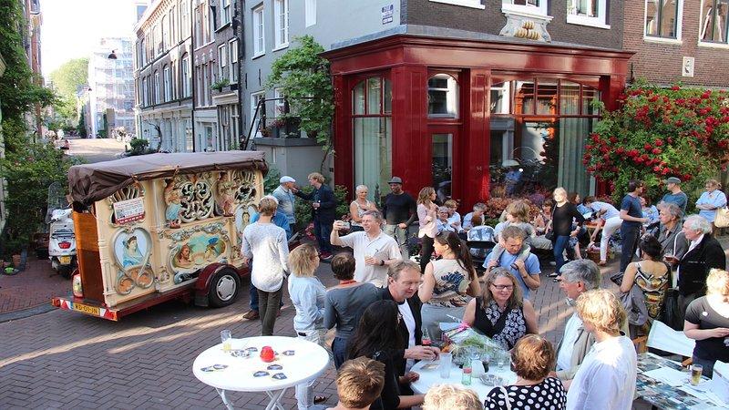 New Lily street festival
