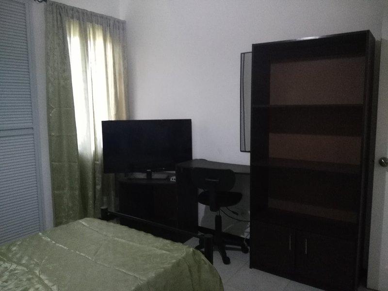 Habitación cómoda y confortable, alquiler vacacional en Santo Domingo