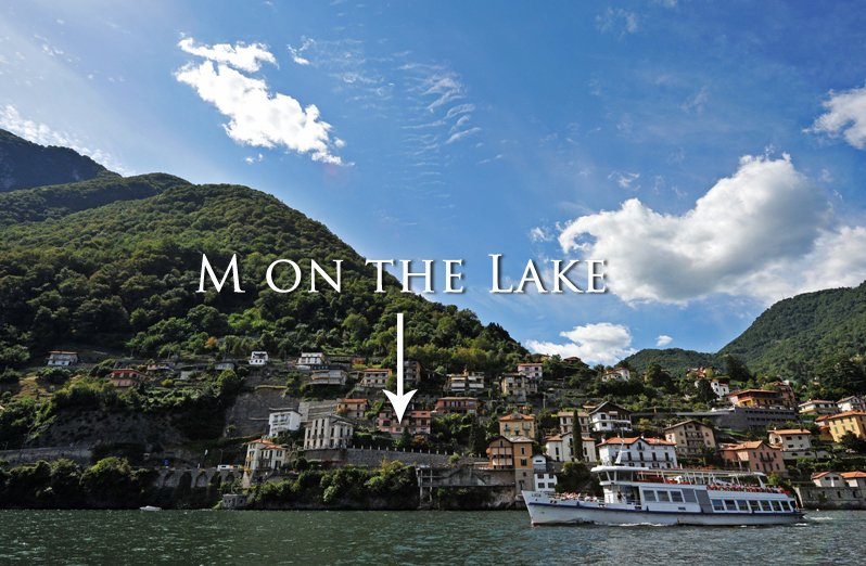 M on the Lake, vacation rental in Argegno