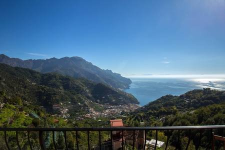 Couples/Groups Retreat |Close to Trekking paths| Away from the Tourists Noise. – semesterbostad i Ravello