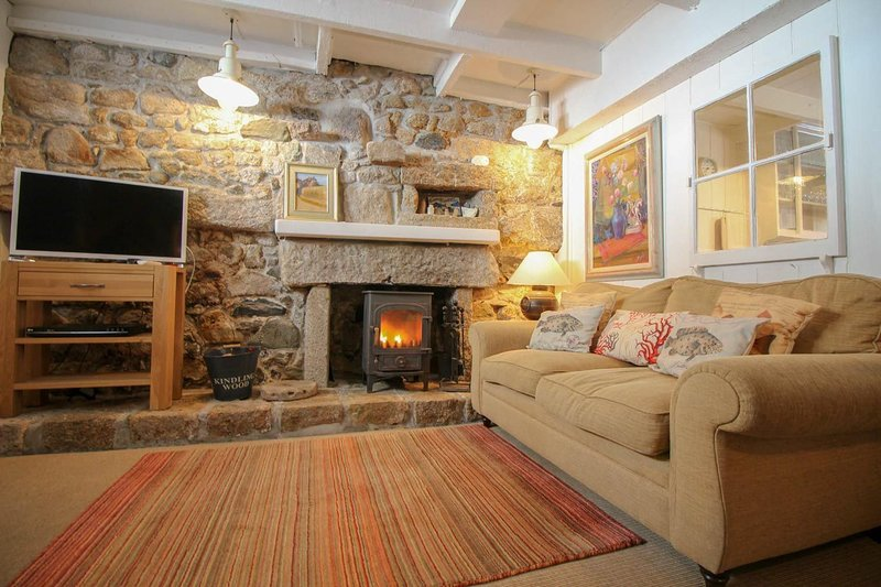St Eia Cottage, vacation rental in St Ives