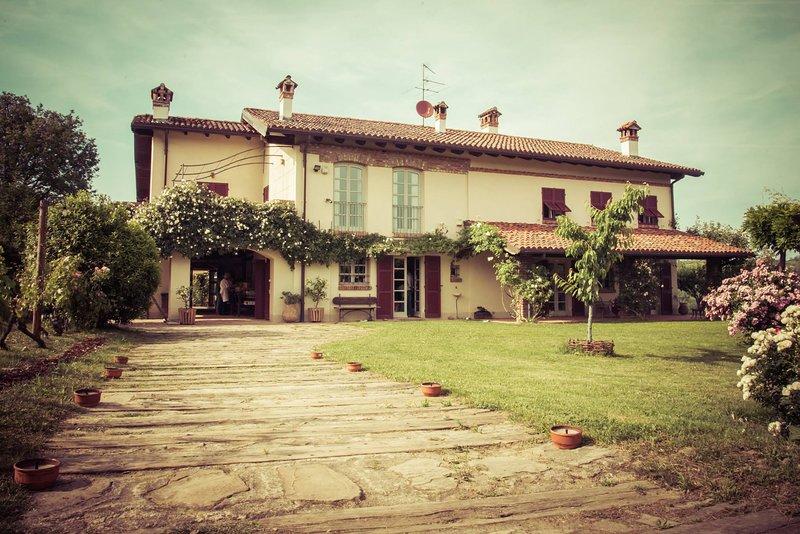 Cà Mimia, Ferienwohnung in Tagliolo Monferrato