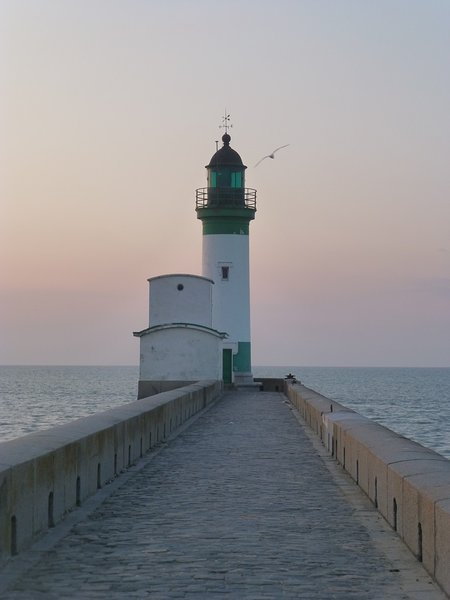 Lighthouse Tréport