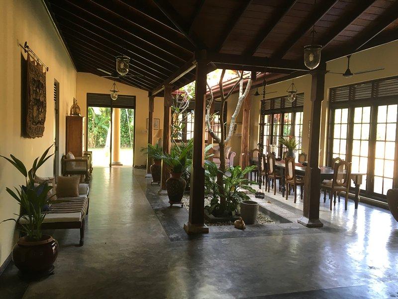 Kurundu villa, holiday rental in Ambepussa