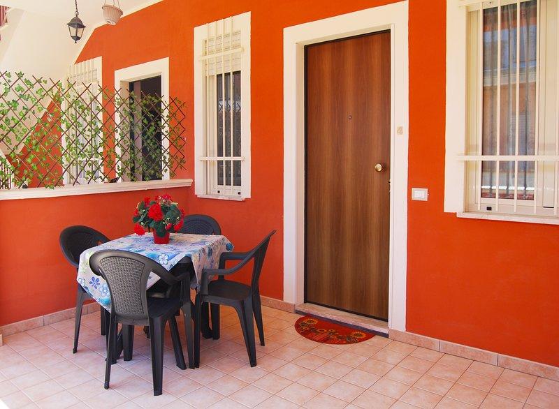 Japigium Appartamento per vacanze Capo Rizzuto|Spigola, vacation rental in Le Cannella