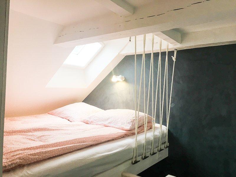 Double queen size bedroom