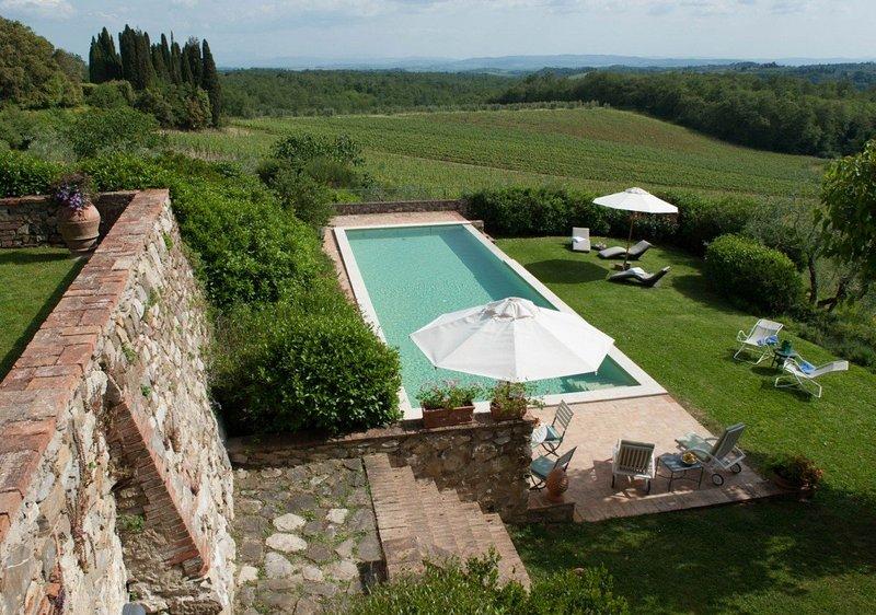 Alfieri, vacation rental in Castelnuovo Berardenga