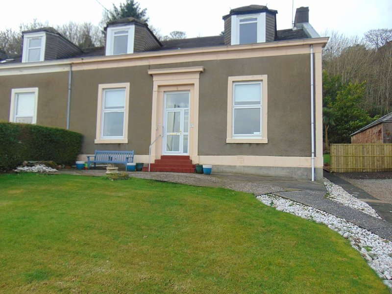 31 Craigmore Road, vacation rental in Isle of Bute