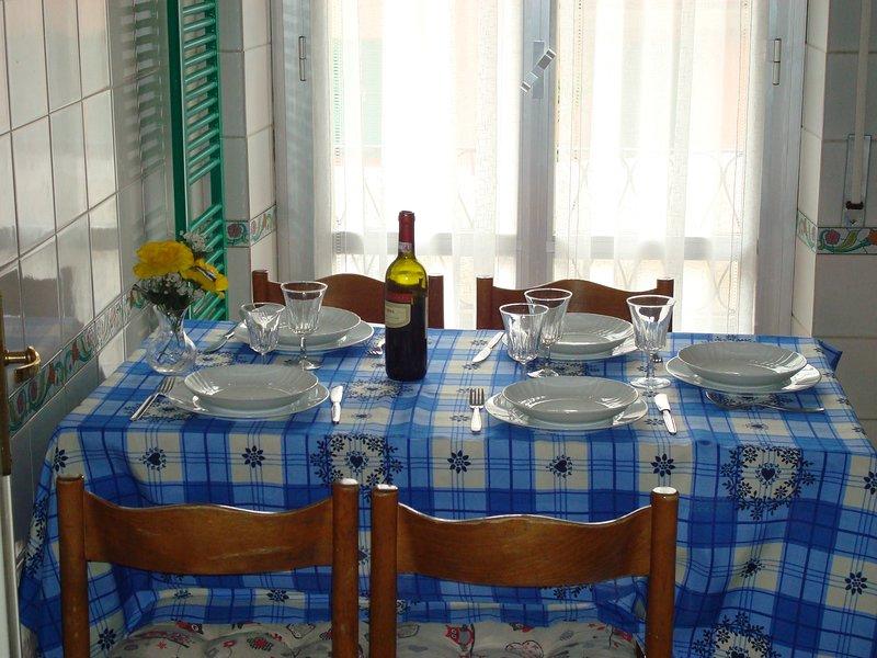Splendido appartamento a due passi dal mare e dall'ospedale Gaslini, location de vacances à Sturla