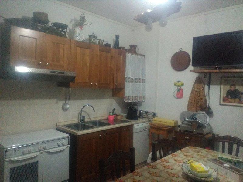 B&B Il Tricolore - Camera Matrimoniale 3, vacation rental in Cerreto Laziale