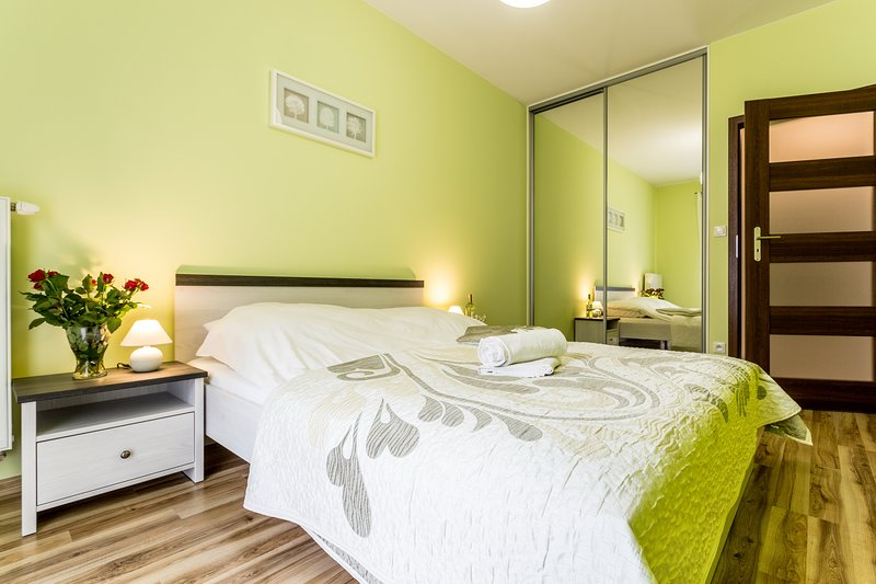 Apartment KLASYCZNY, holiday rental in Czosnow