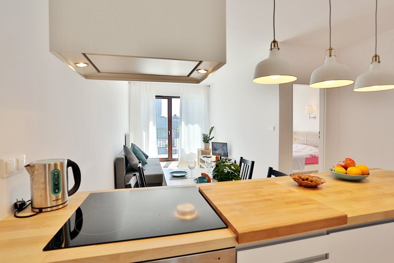 Apartment SUPERIOR, Ferienwohnung in Czosnow