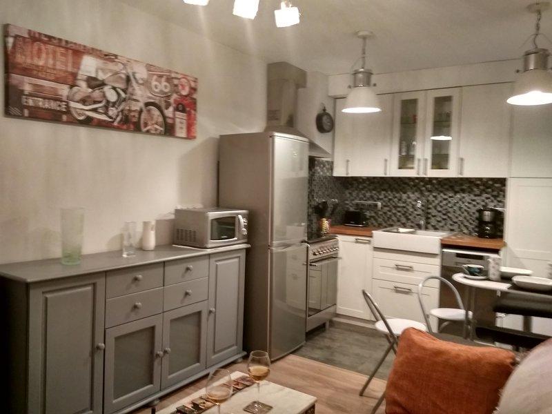 Apartamento acogedor céntrico, holiday rental in Vigo