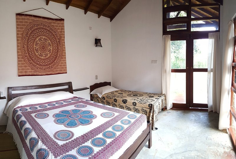 Eco-Hotel Sat Nam Village, holiday rental in Kekirawa