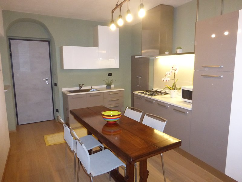 Casa Vico Appartamento Green, holiday rental in Vicoforte