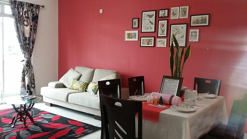 BEST WALKABLE LOCATION ** AEON•IKEA•TESCO•, alquiler vacacional en Johor Bahru District