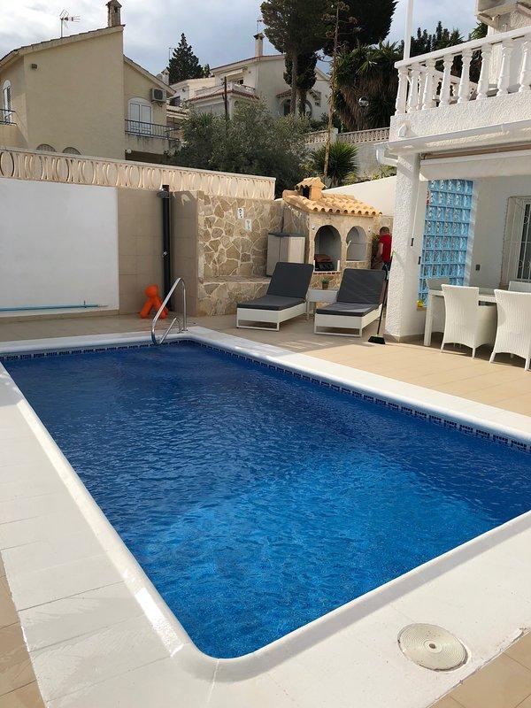 Lettini piscina di design