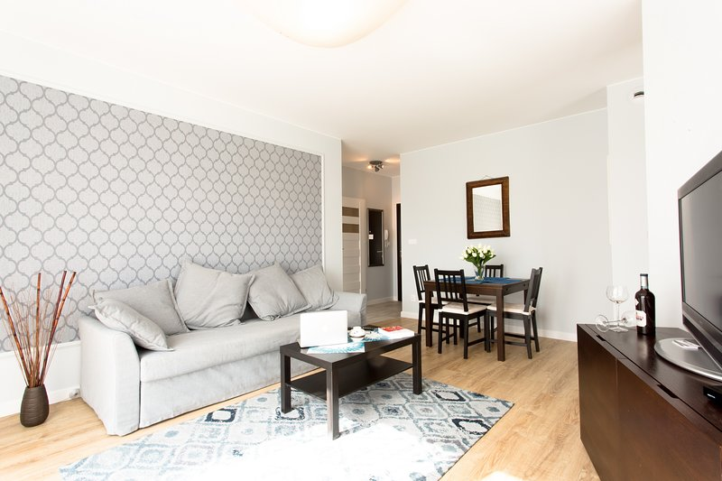 Apartment KORONA, Ferienwohnung in Czosnow
