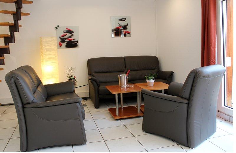 Ferienwohnung Mia - privat geführte komfortable Unterkunft, casa vacanza a Dortmund